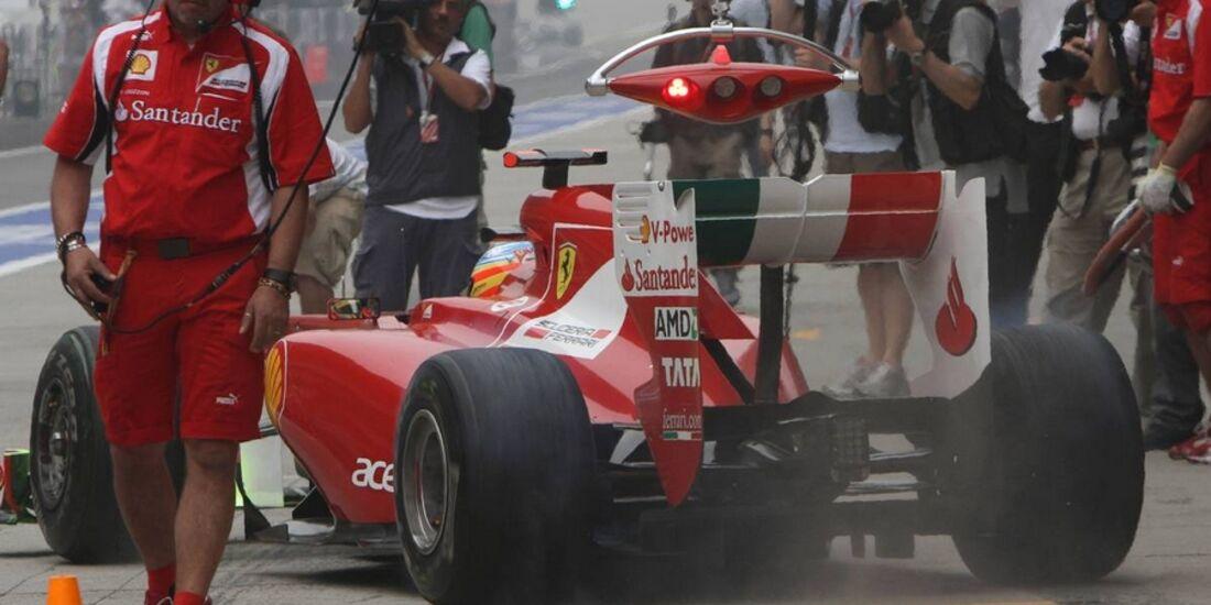 Ferrari Formel 1 GP China 2011