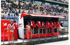 Ferrari - Formel 1 - GP China - Shanghai - 11. April 2015