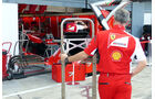 Ferrari - Formel 1 - GP Italien - 4. September 2014