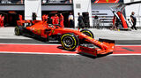 Ferrari - Formel 1 - GP Kanada 2019