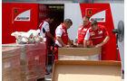 Ferrari - Formel 1 - GP Malaysia - Sepang - 27. März 2014