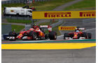 Ferrari - Formel 1 - GP Österreich 2014