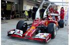 Ferrari - Formel 1 - GP Russland - 10. Oktober 2014