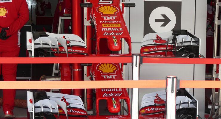 Ferrari - Formel 1 - GP Russland - 28. April 2016