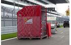 Ferrari - Formel 1 - GP Russland - Sochi - 8. Oktober 2014