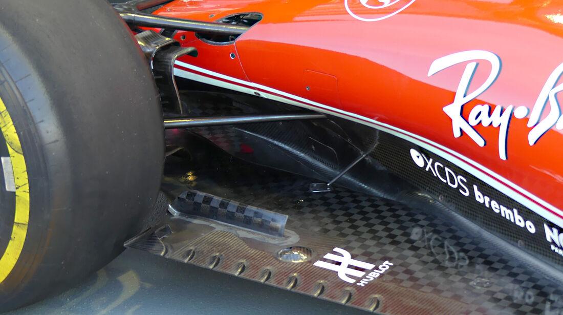Ferrari - Formel 1 - GP Singapur - 16. September 2016