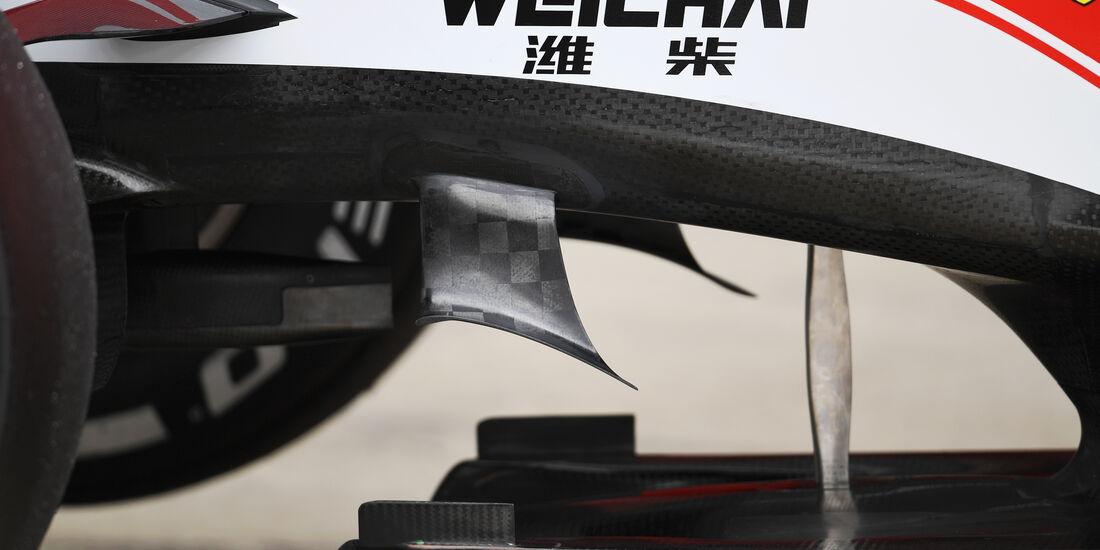 Ferrari - Formel 1 - Silverstone-Test - 12. Juli 2016