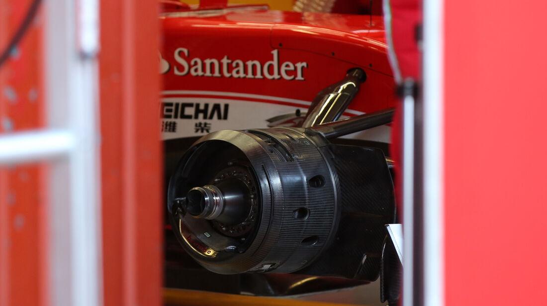 Ferrari - Formel 1-Test - Barcelona - 4. März 2016