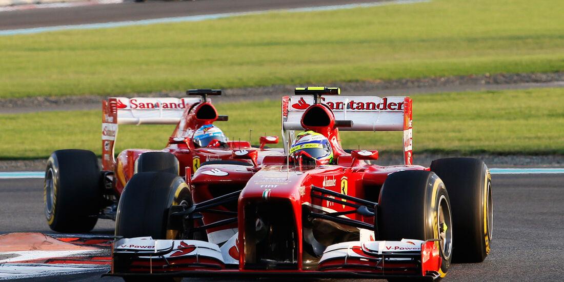 Ferrari - GP Abu Dhabi 2013