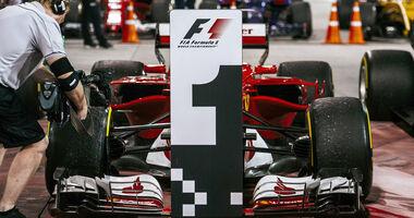 Ferrari - GP Bahrain 2017