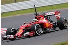 Ferrari - GP England 2014