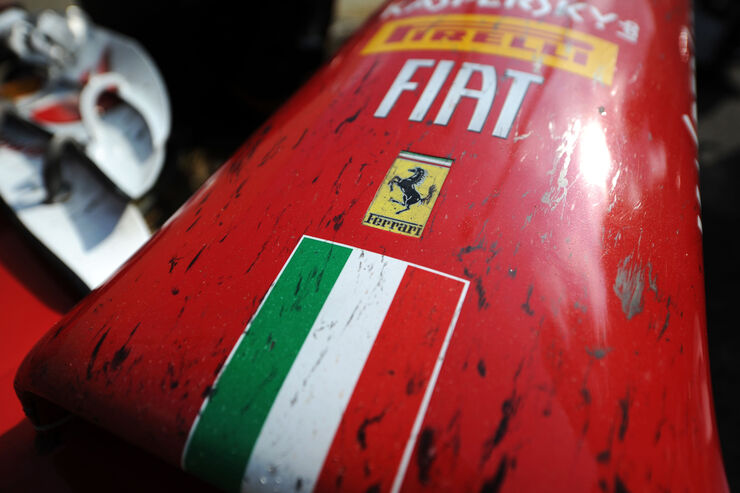 Ferrari - GP Italien 2014