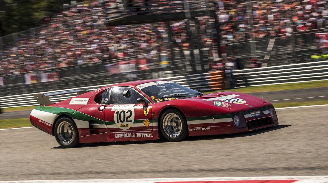 Ferrari - GP Italien 2017