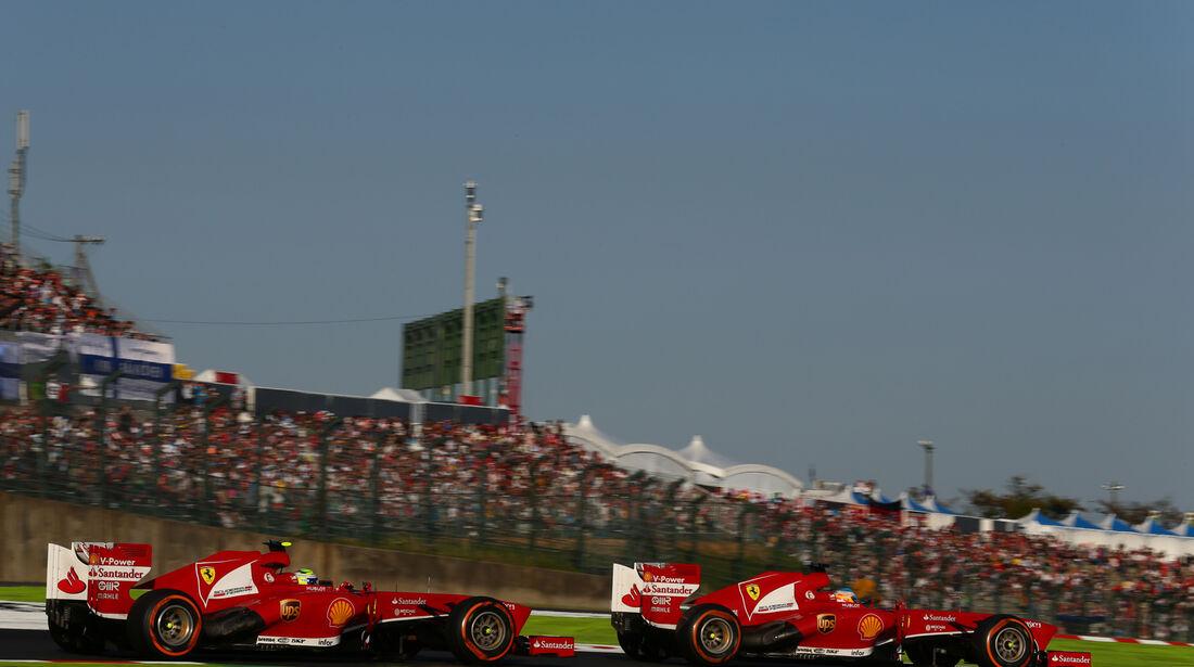 Ferrari - GP Japan 2013