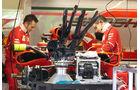 Ferrari - GP Mexiko - Formel 1 - Donnerstag - 26.10.2017