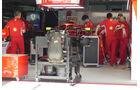 Ferrari - GP Russland - Sotschi - Formel 1 - Donnerstag - 27.9.2018