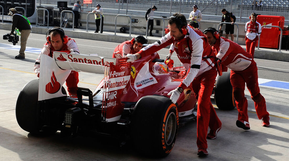 Ferrari - GP USA 2013