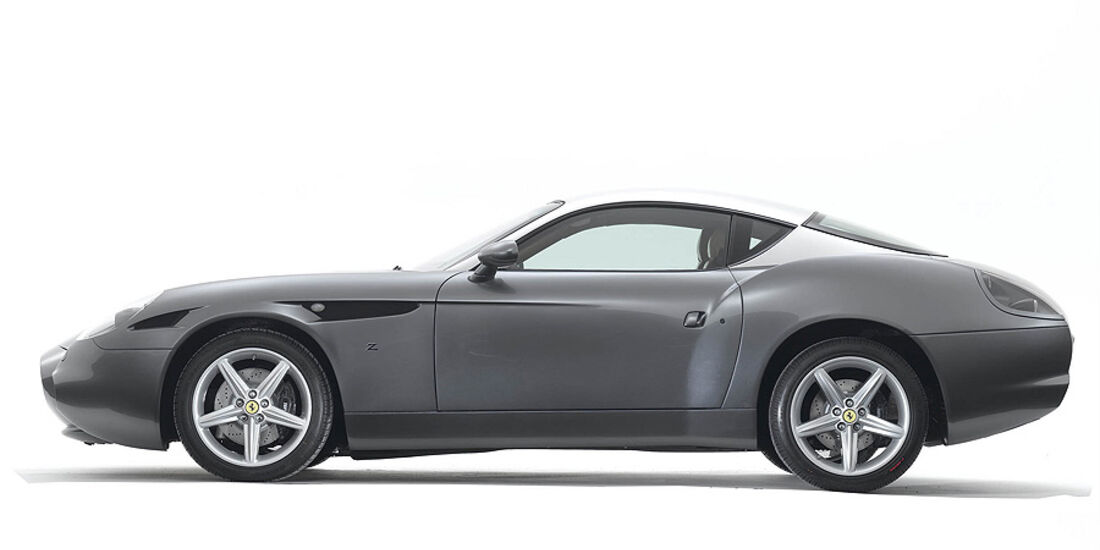 Ferrari GTZ Zagato