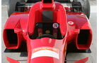 Ferrari Historie Ferrari F310 Cockpit