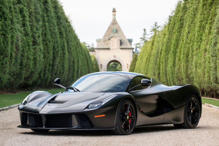 Ferrari LaFerrari - Supersportwagen - Mecum Auctions - August 2016