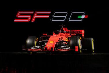 Vettel-Renner in neuemLook