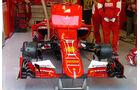 Ferrari - Technik - GP Italien 2015