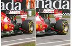 Ferrari - Technik - GP Kanada 2014