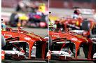 Ferrari - Technik - GP Singapur 2013