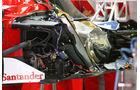 Ferrari Technik GP Spanien 2011