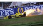 Feuer am Minardi - Marc Gene