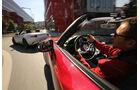 Fiat 124 Spider 1.4 Turbo, Mazda MX-5 G 131, Impression