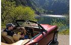 Fiat 124 Spider, Innenausstattung, See