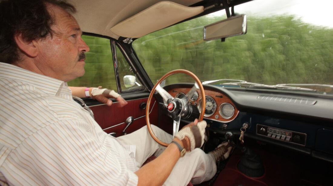 Fiat 2300 S Coupe, Hans-Dieter Kita
