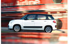 Fiat 500 L 1.4 16V, Seitenansicht