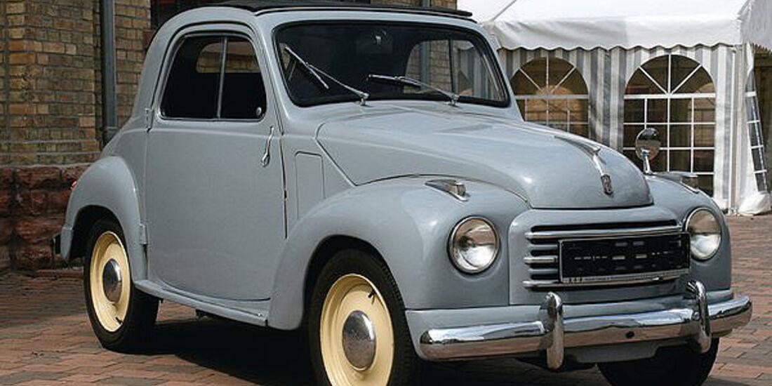 Fiat 500 Topolino C