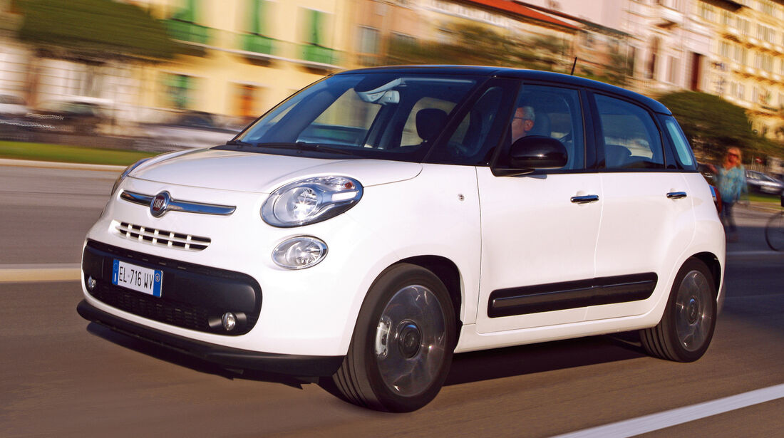 Fiat 500L / Living