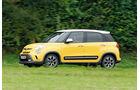Fiat 500L Trekking, Seitenansicht