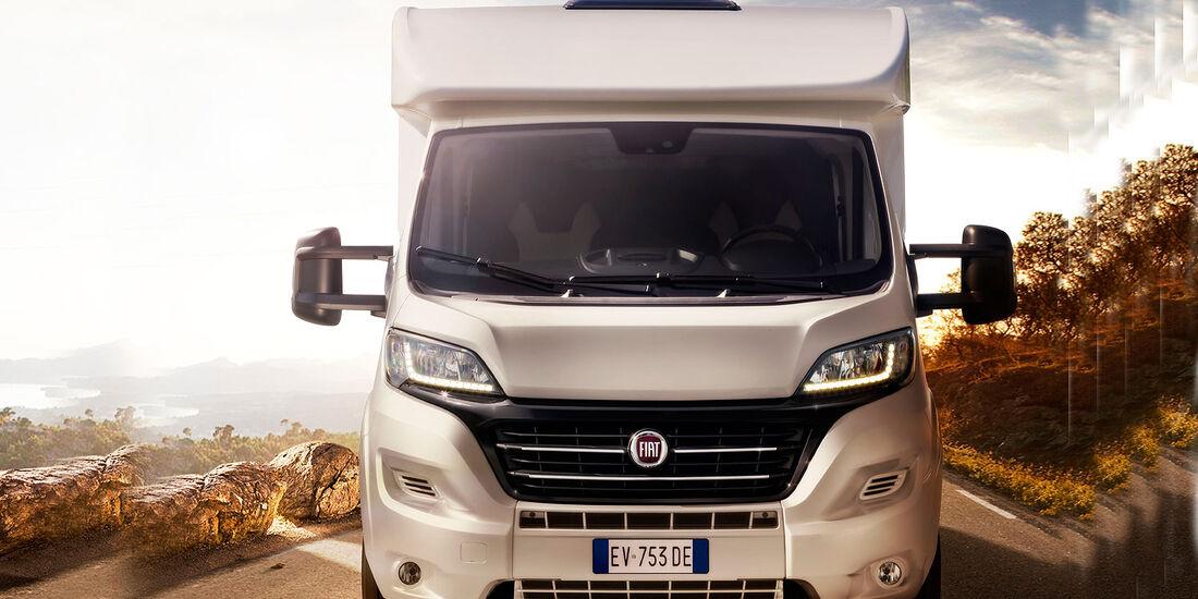 Fiat Ducato Wohnmobil, Reisemobil