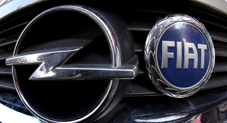 Fiat Opel Fiat Logo