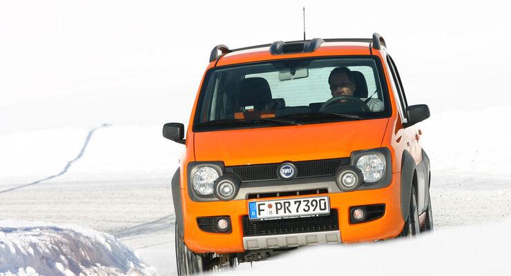 Fiat Panda 1.2 4x4, Frontansicht