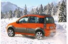 Fiat Panda 1.2 4x4, Seitenansicht