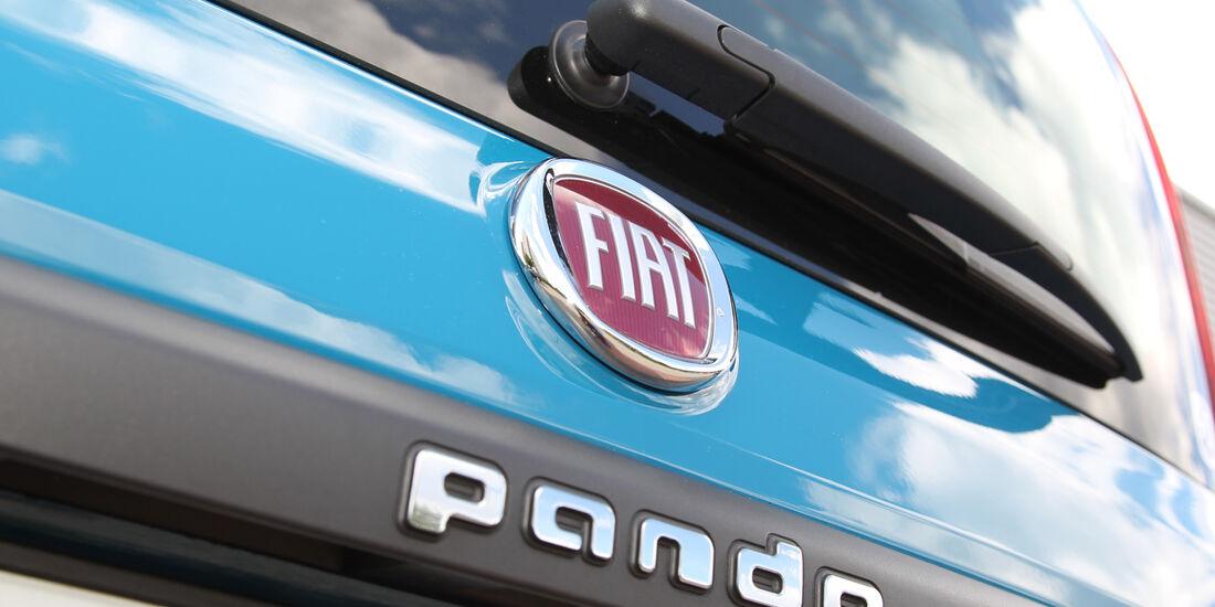 Fiat Panda 1.2 8V Lounge, Emblem