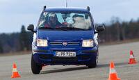 Fiat Panda 1.2, Frontansicht