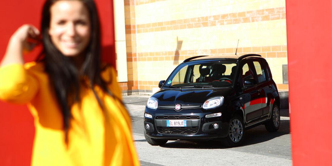 Fiat Panda 1.3 Multijet 16V Lounge, Front