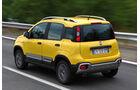 Fiat Panda 4x4 Cross, Heckansicht
