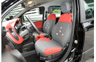 Fiat Panda, Fahrersitz