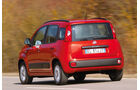 Fiat Panda Natural Power, Heckansicht