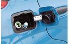 Fiat Panda Natural Power, Tankstuzen