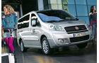 Fiat Scudo Personentransporter 2012, IAA Nutzfahrzeuge 2012