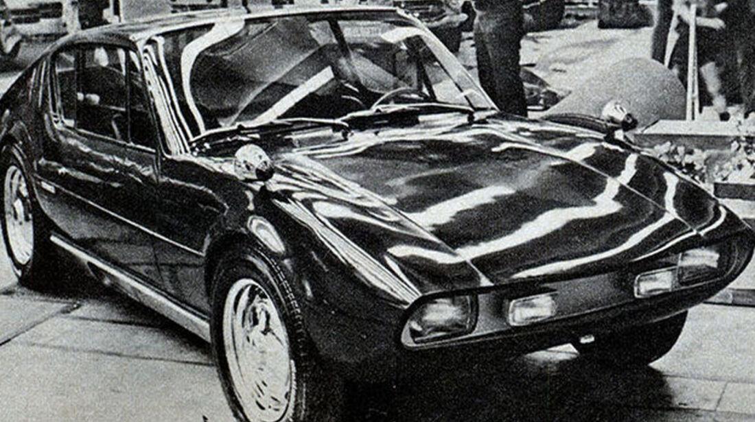 Filberfab, Bonanza, IAA 1967